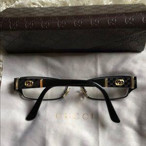 Gucci Reading Glasses with Prescription lenses